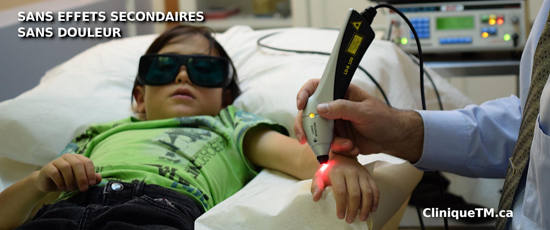 acupuncture au laser longueuil