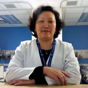 Acupuncturist in Longueuil Alexandra Deyneko