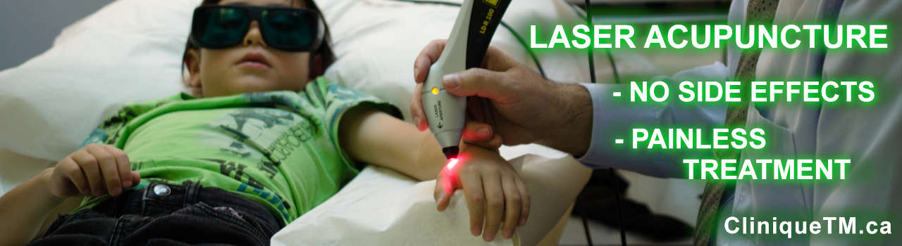 Low-Laser therapy Montreal (South Shore)
