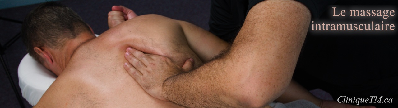 Massage intramusculaire Longueuil